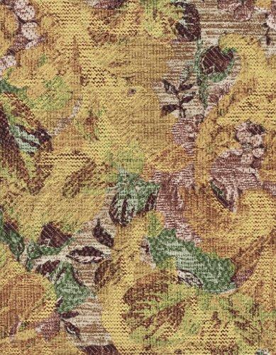 - Needlepoint Floral Bouquet Series 6121 Golden Lily Vinyl Tablecloth 54