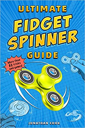 Ultimate Fidget Spinner Guide [Idioma Inglés]: Amazon.es: Cook ...