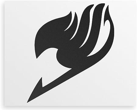 Fairy Tail Logo Canvas print 16x12: Amazon.fr: Cuisine & Maison