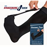 The Strassburg Sock Black Regular