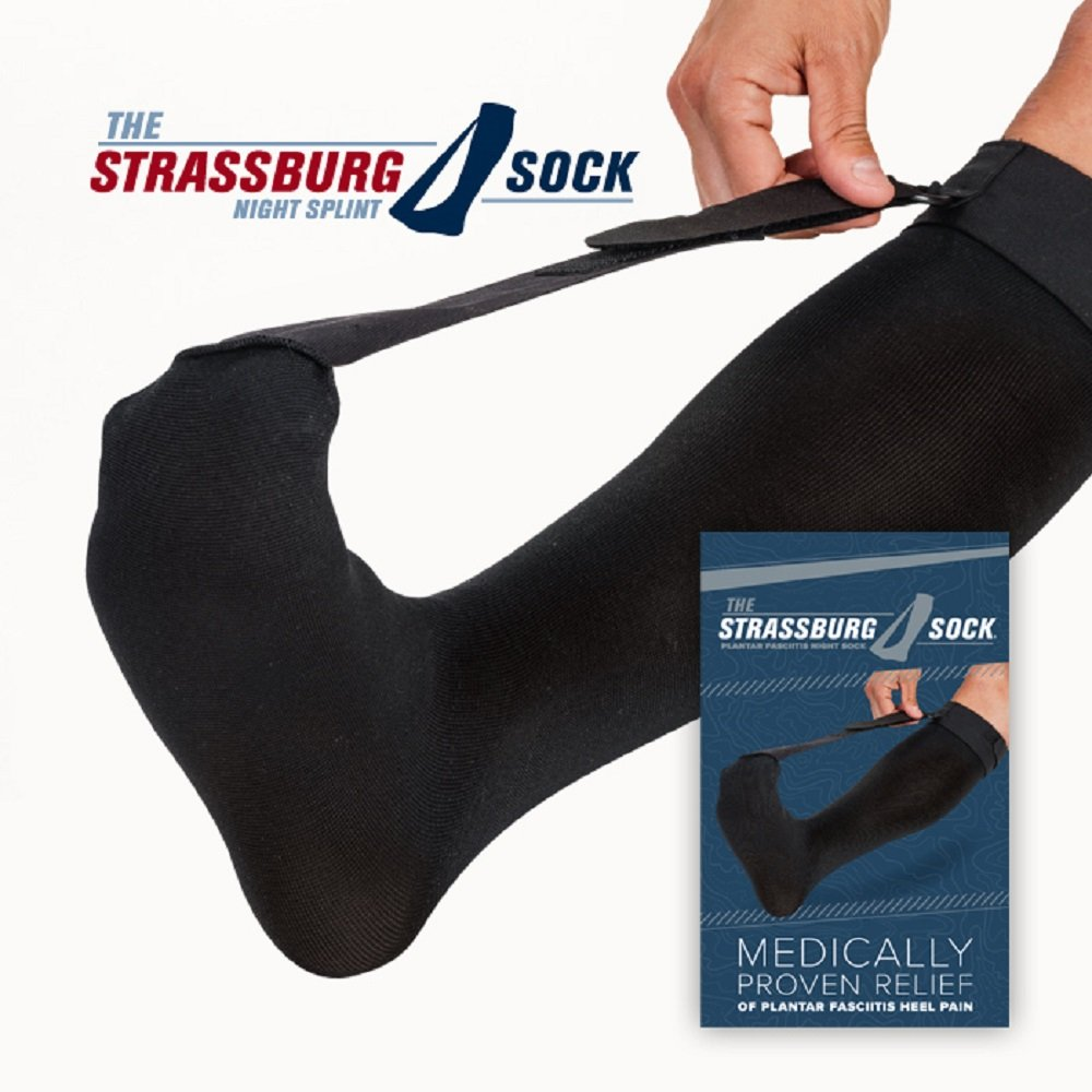 Strassburg sock for Plantar Fasciitis