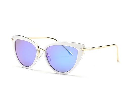 Amazon.com: Dormery Alloy Temple Sunglasses Women Top ...