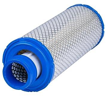 Sustitución del cartucho de filtro de aire para KOHLER 2508301s ...