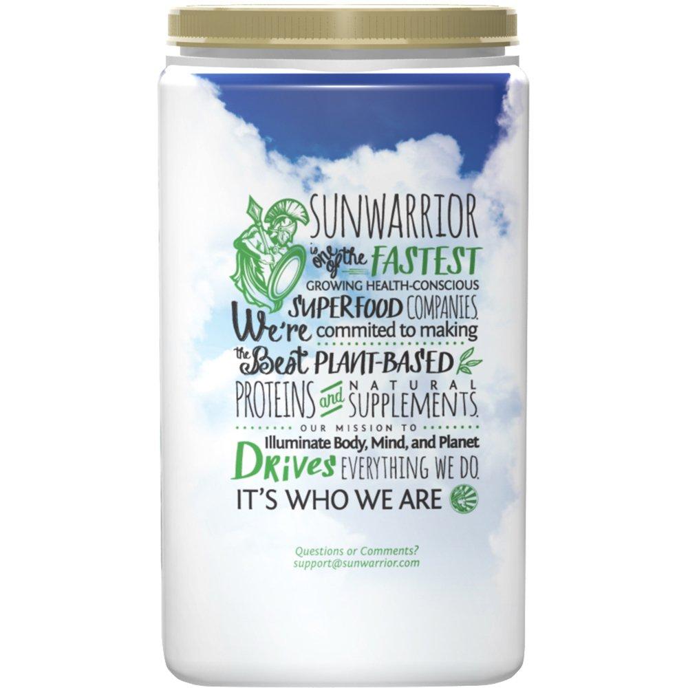 Amazon.com: Sunwarrior - Warrior Blend, Proteína bruta a ...