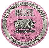 Reuzel Medium Sheen Pink Pomade, 12 oz