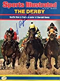Jean Cruguet Autographed May 16, 1977 Sports Illustrated Seattle Slew
