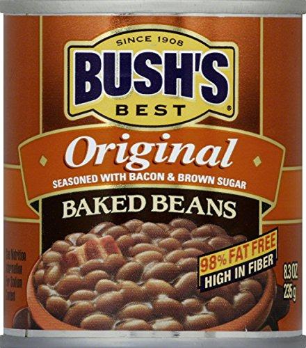 Bush's Best Baked Beans, Original, 8.3 - Bushs Best Baked Beans