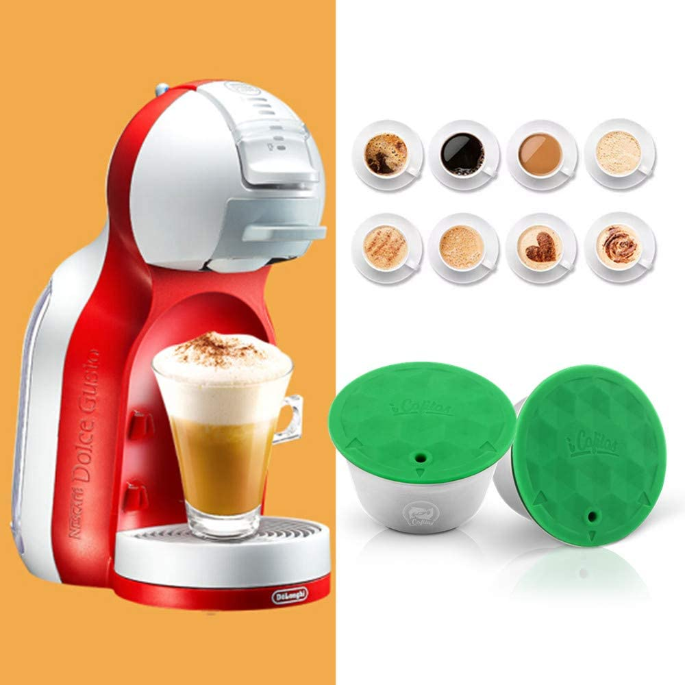 Amazon.com: MG Coffee Dolce Gusto - Cápsulas de café ...