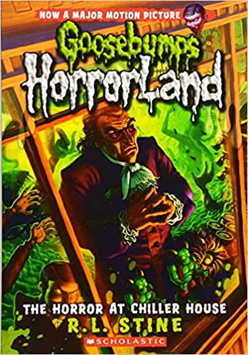 escape from horrorland pdf
