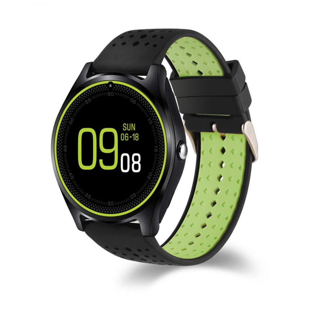 Wolfsay Brazalete Deportivo Smart Watch V9 con cámara ...