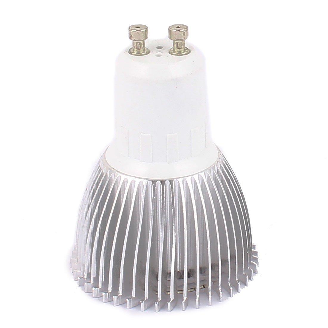 eDealMax GU10 adaptador Decor Spotlight luz de la lámpara RGB LED Bulb 3W AC 85V-265V w controlador remoto - - Amazon.com