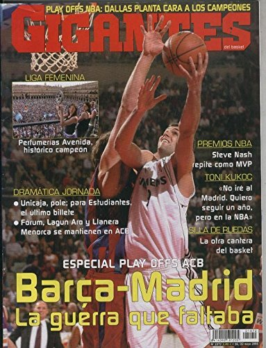 Amazon.com: Gigantes del basket numero 1072: Varios: Books
