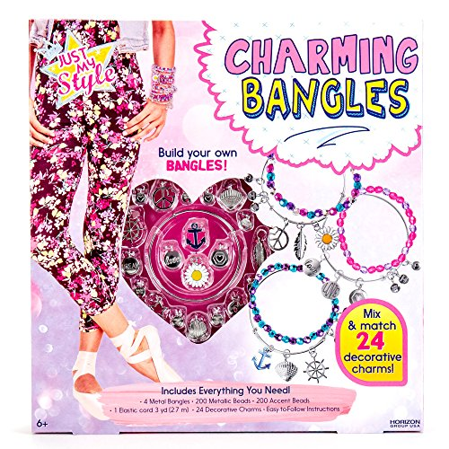 Just My Style Charming Bangles by Horizon Group -