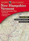 Delorme New Hampshire Vermont Atlas & Gazetteer (Delorme Atlas & Gazetteer)