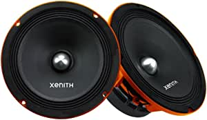 "Cadence XM64MBi 6.5"" High Power Pro Audio Midrange 4Ω - 100W RMS 95dB"