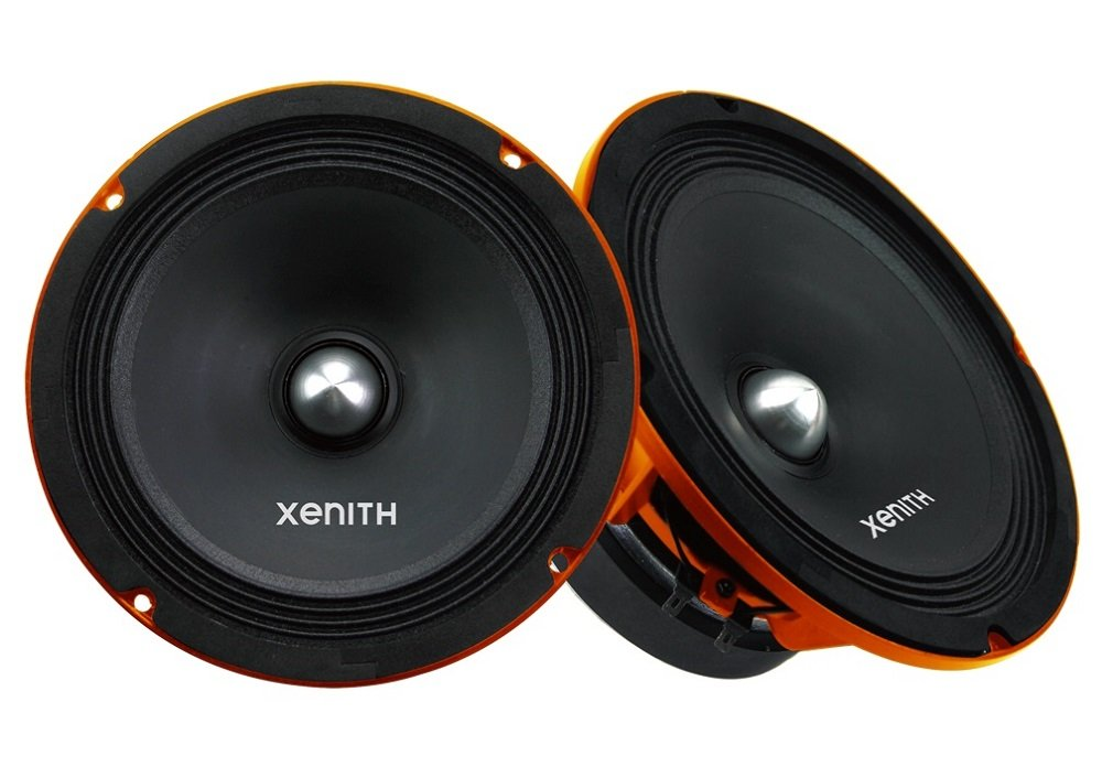 Cadence XM64MBi 6.5'' High Power Pro Audio Midrange 4Ω - 100W RMS 95dB