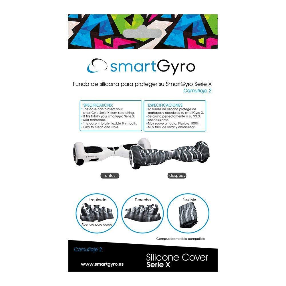 SmartGyro Serie X Silicone Cover -Funda Protectora