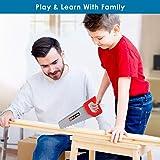 Lambow Kids Tool Set in Sturdy Carry Case - Fun