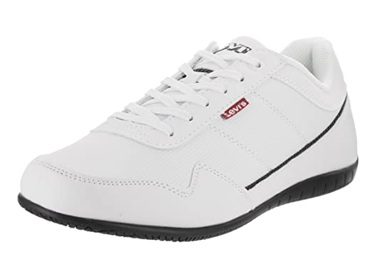 Levi's Men's Rio Perf UL Casual Shoe - White