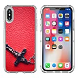 Best Luxlady Whipped Creams - Luxlady Apple iPhone X Clear case Soft TPU Review