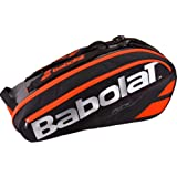 Babolat 2017 Best Quality 6 Racquet Tennis Bag - Choice of Color