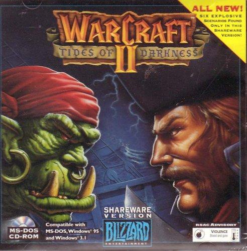 Warcraft II Tides of Darkness Shareware Version (輸入版) B000MTRSUY Parent