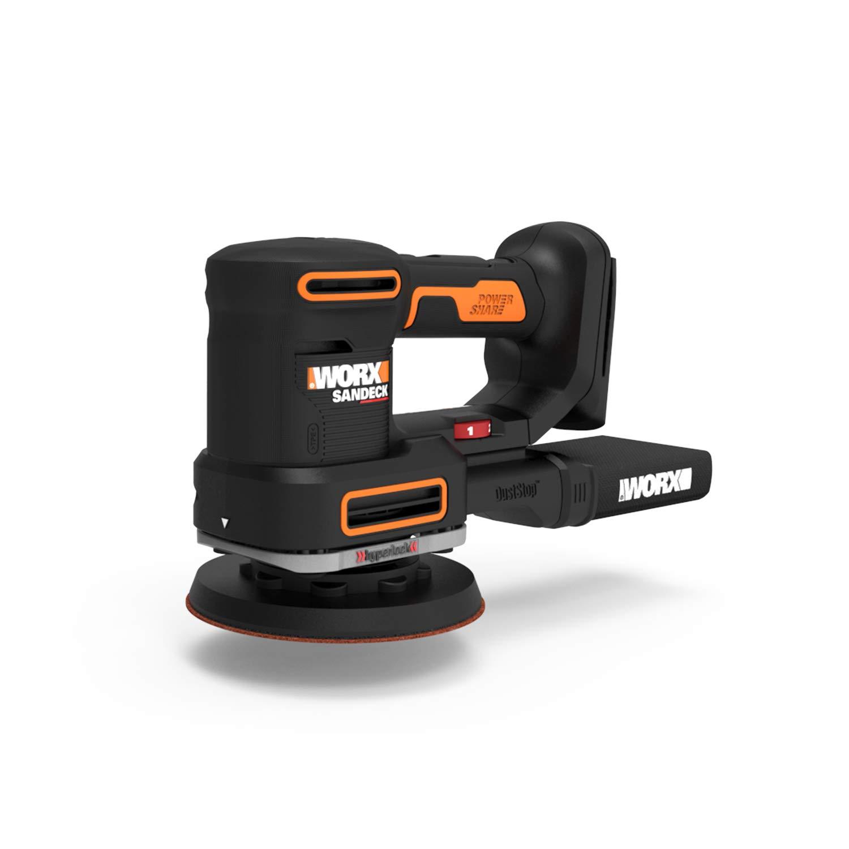 WORX WX820L.9 20V Mult-Sander, Bare Tool Only