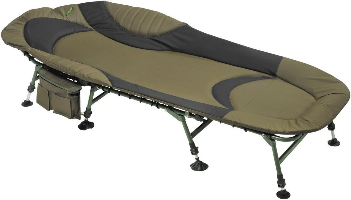 Pelzer Executive Bed Chair II 2,05 X Bodekrepp 8legs: Amazon.es: Deportes y aire libre