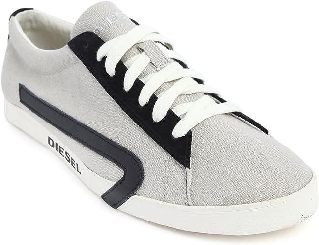 Diesel Men's Rikklub Canvas Sneakers