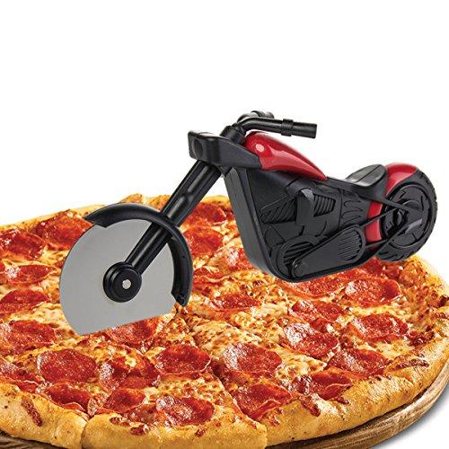 Paladone Noki Pizza Chopper Motorbike Pizza (Plastic Pizza Cutters)