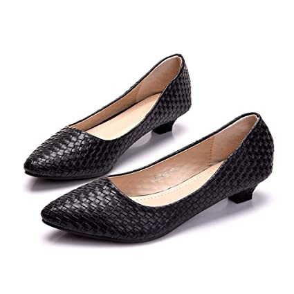 f24d34f4d9ad3 Amazon.com: Women Flats Shoes Pointed Toe Shallow Comfort Dress ...