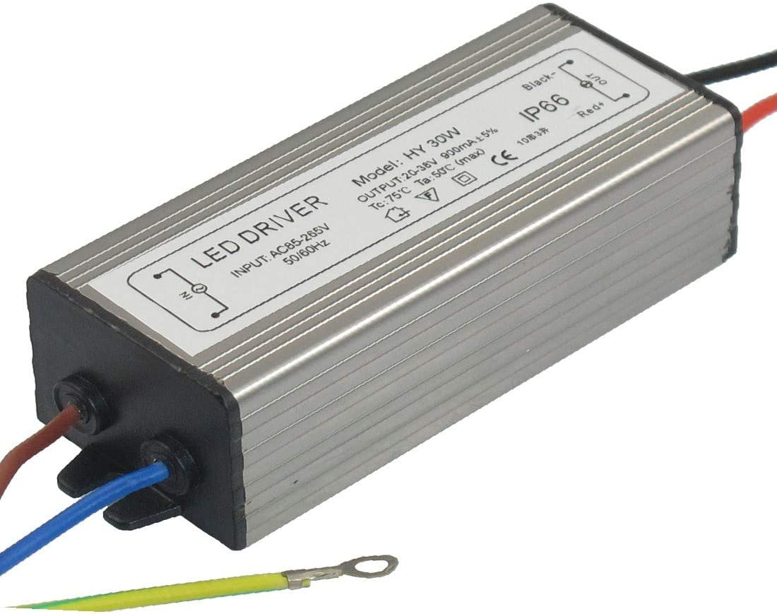 Delivery within 15-25 days id:4e8 72 34 46d New Lon0167 AC 85-265V Featured DC 20-38V 30W reliable efficacy 30 Watt LED Light Bulb Driver Power Supply Converter