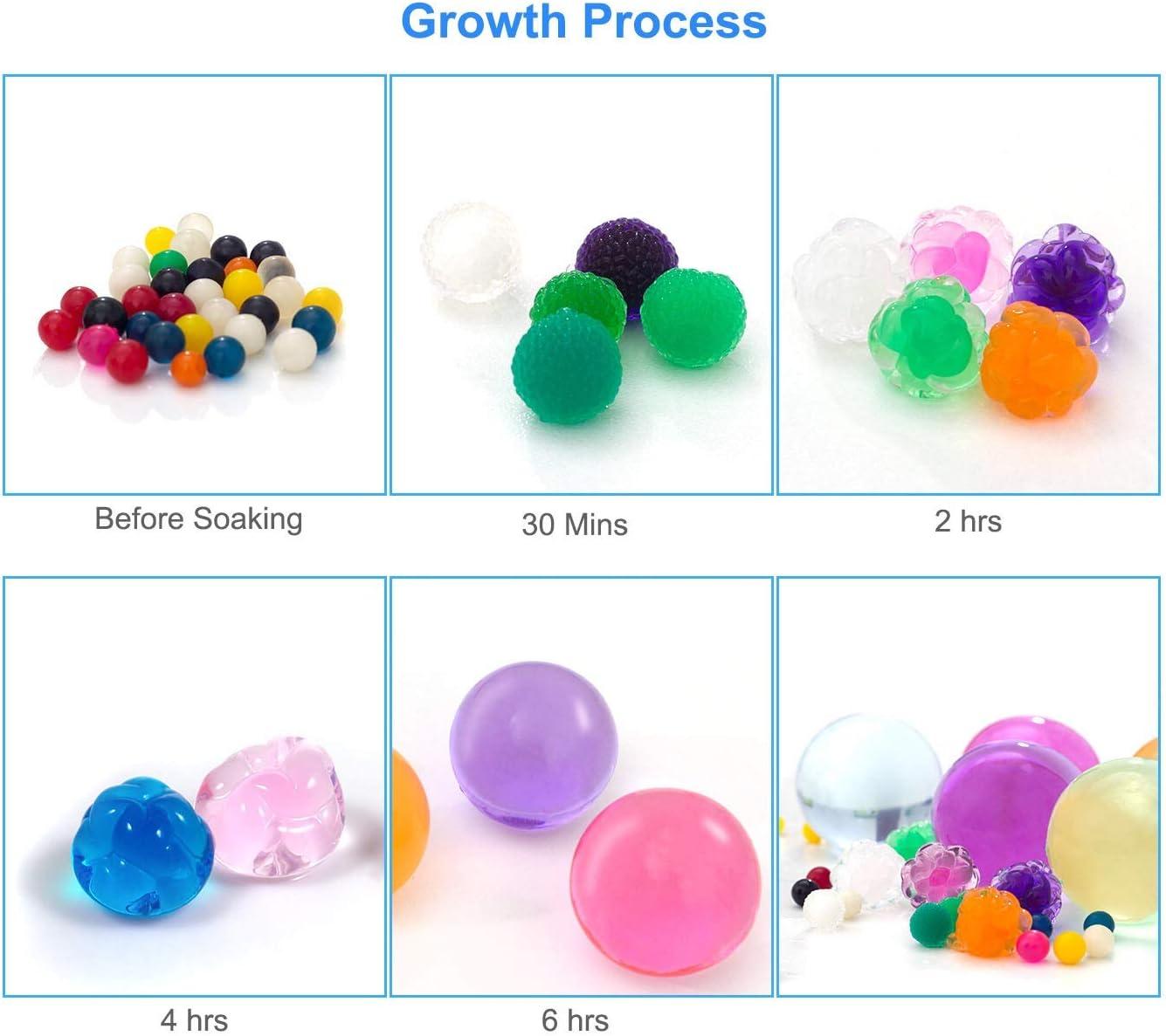 Crystal Expanding 200 Water Beads Gel Balls Wedding Decoration BUY 4 GET 4 FREE