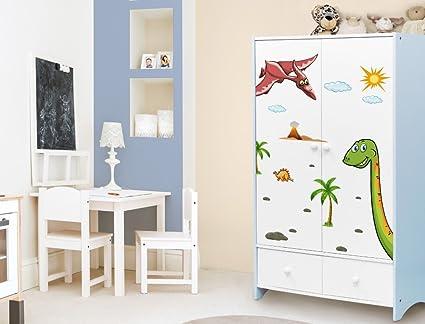 I-love-Wandtattoo ILWS-19-019 - Etiqueta muebles del cuarto set ...