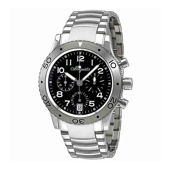 Breguet 3820ST/H2/SW9 - Reloj, correa de acero inoxidable: Amazon.es: Relojes
