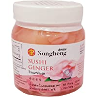 Sushi Ginger (Pink), 200gm