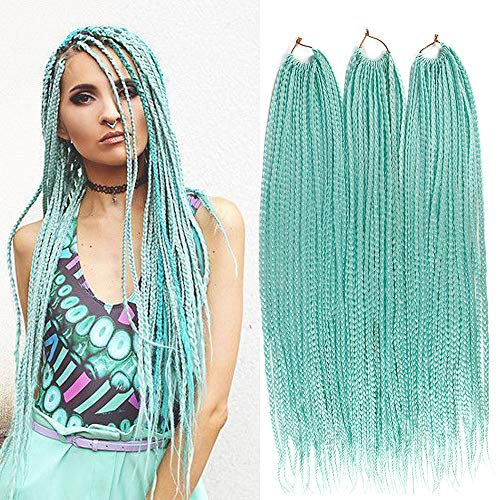 Strands Crochet Synthetic Braiding Extensions