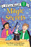 img - for Magic Secrets (I Can Read Level 3) book / textbook / text book