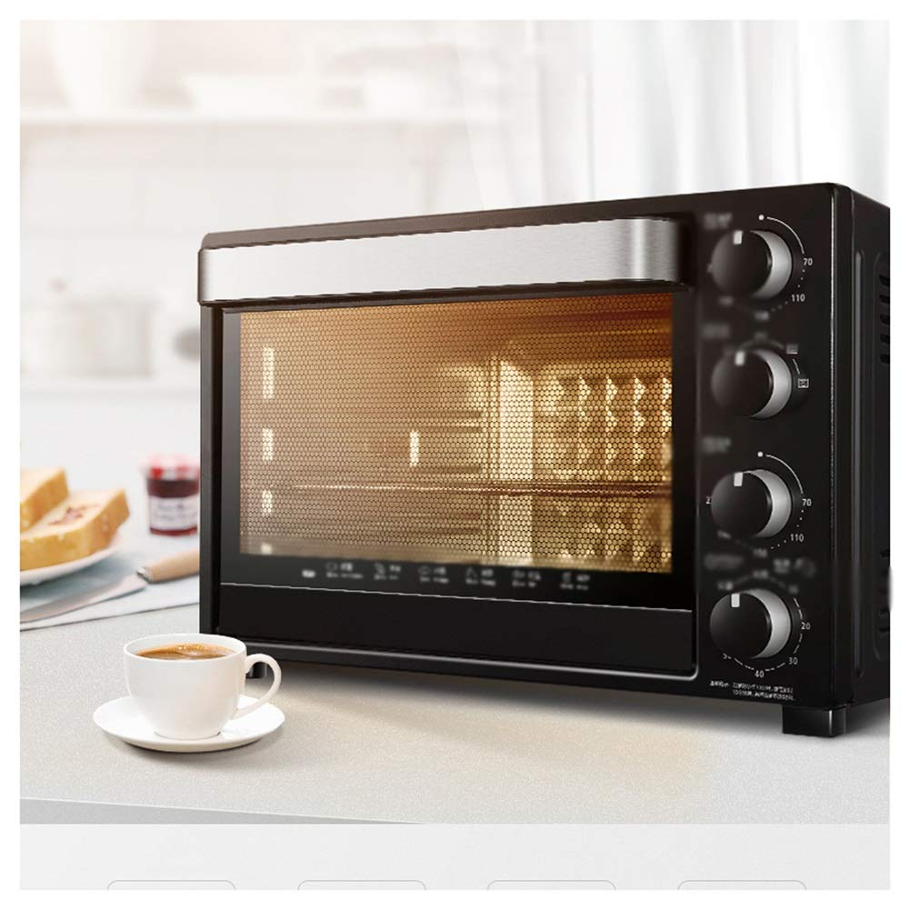 HATHOR-23 Ovens-Mini Oven With Grill,Includes Grill Rack & Baking Tray 20 Litre Fast Heating Toaster Oven,Cooking Functions,