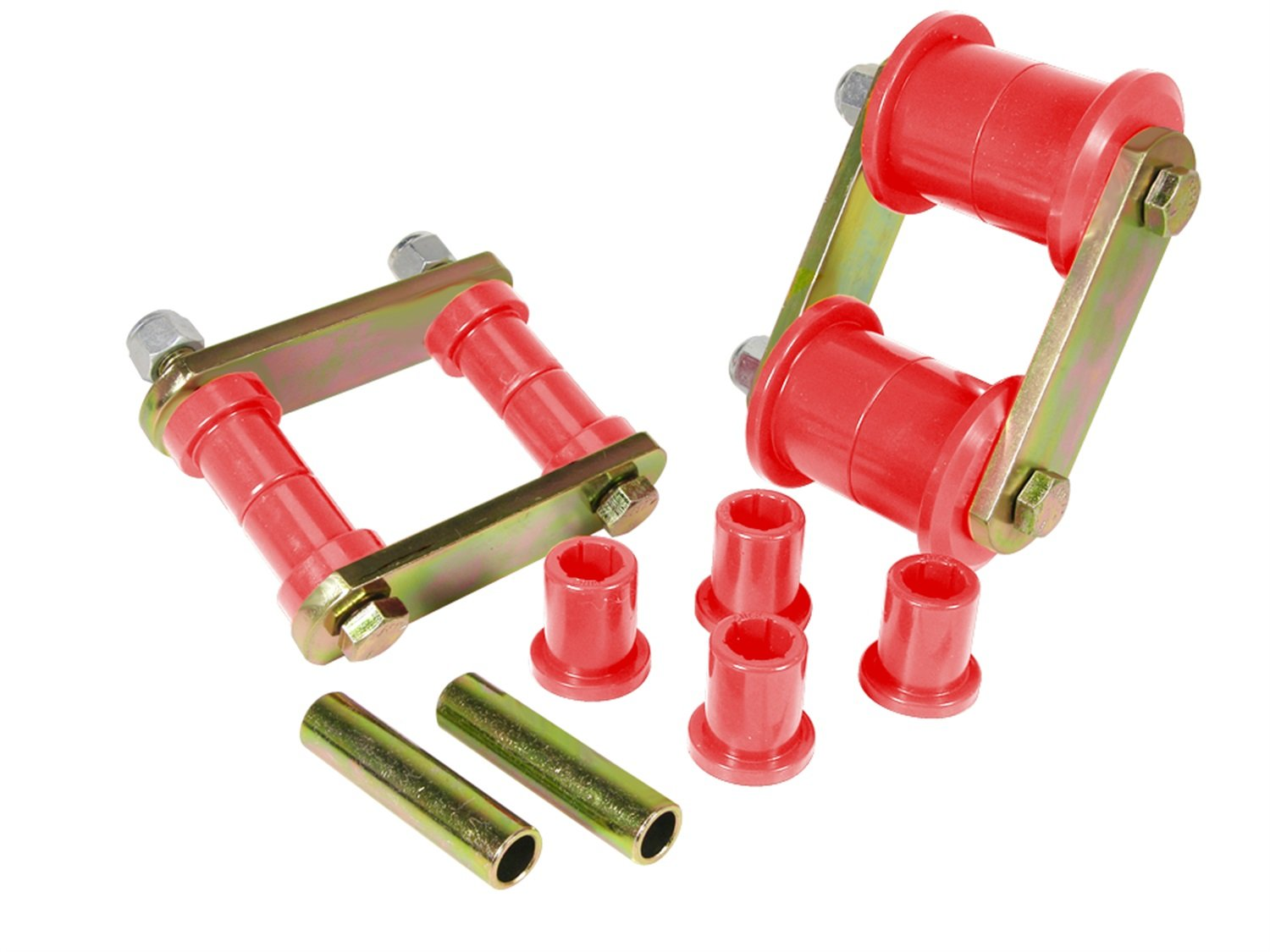 Prothane 4-1010 Red Rear Spring and Shackle Bushing