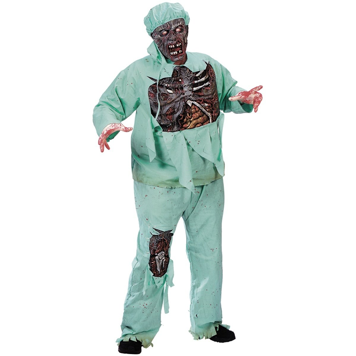 party city costumes zombies