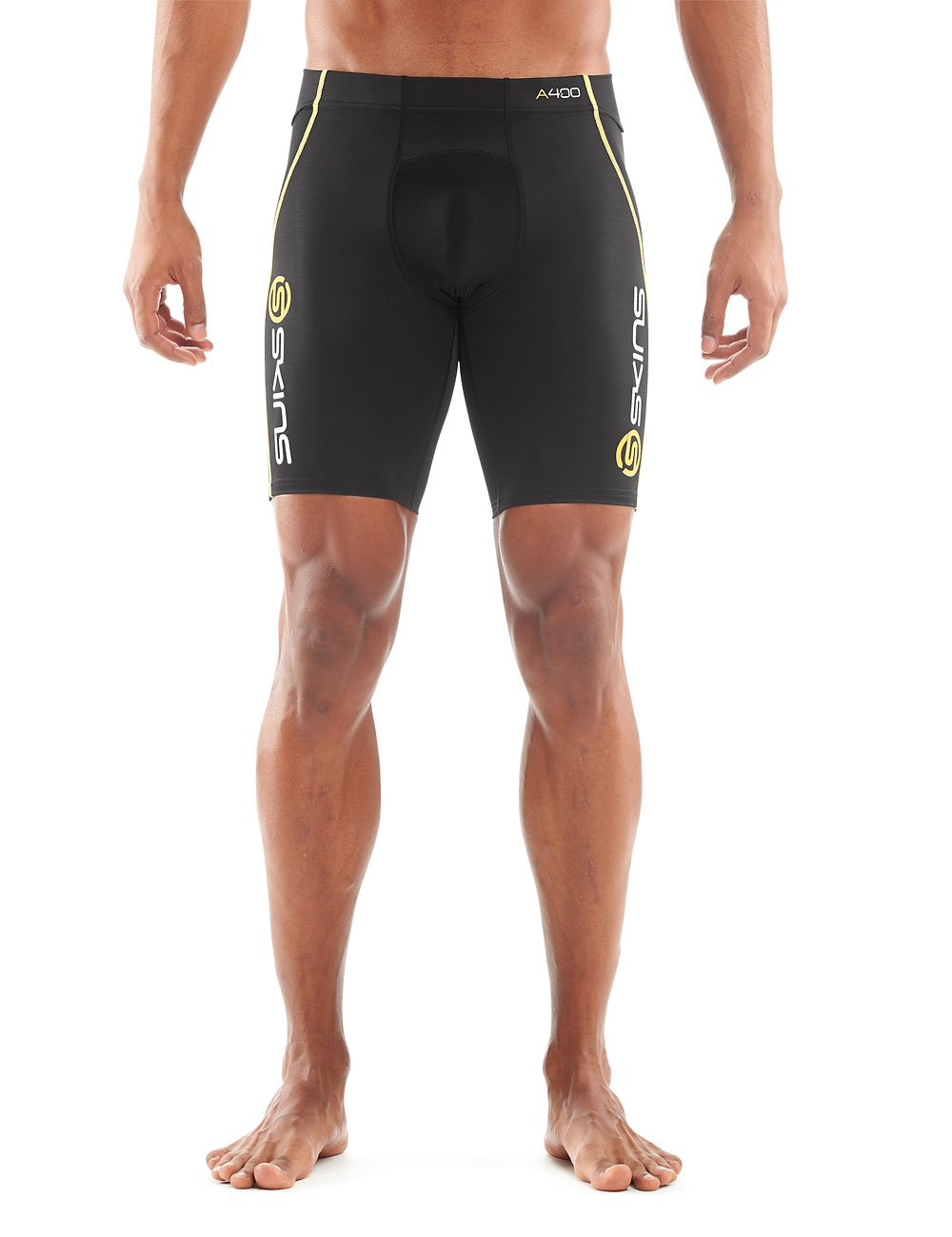 SKINS Men's A400 Compression Power Shorts