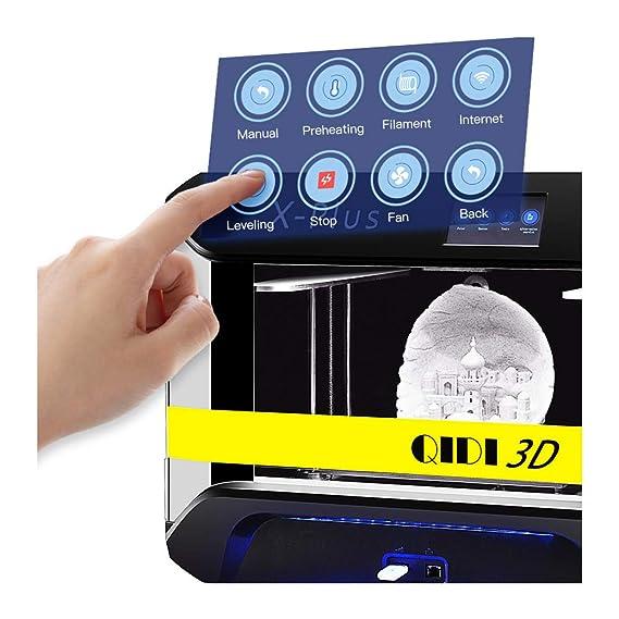 ALWAYZZ Impresora 3D X-Plus de Gran tamaño Inteligente Función ...