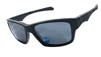 af78abeff5aa Image Unavailable. Image not available for. Colour  Oakley Oo9135-09 Jupiter  Squared 100% Authentic Men s Polarized Sunglasses Matte Black 913509