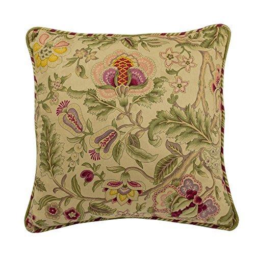 WAVERLY Imperial Dress Antique Decorative Pillow, 18