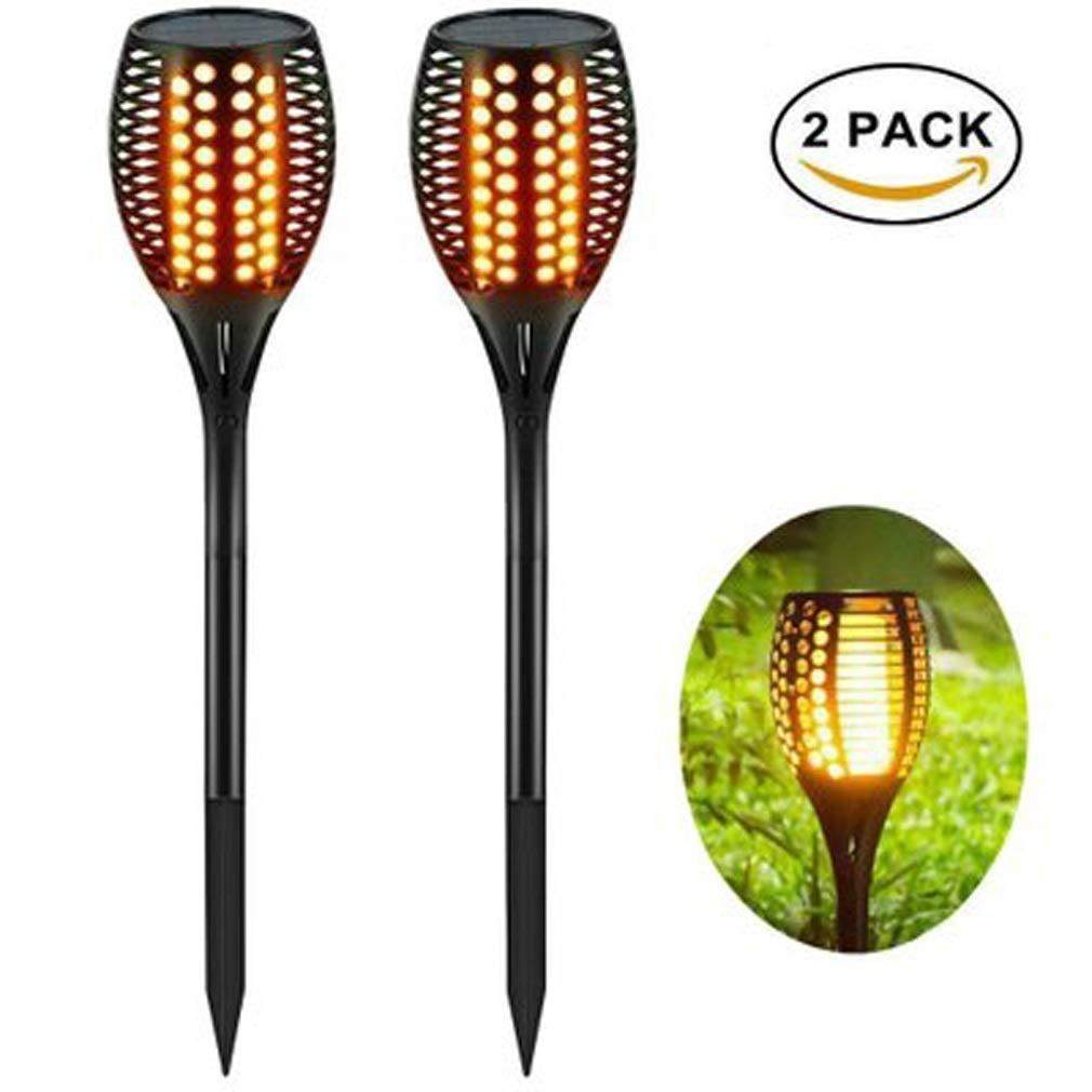 Chenyaohaiyu Luci solari, 96 LED ad energia solare con sensore di movimento Illuminazione grandangolare, crepuscolo all'alba Auto On Off Luci esterne per giardino, vialetto, cortile, garage, percors
