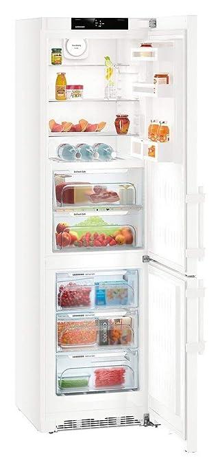 Liebherr CBN 4815 Comfort BioFresh NoFrost nevera y congelador ...