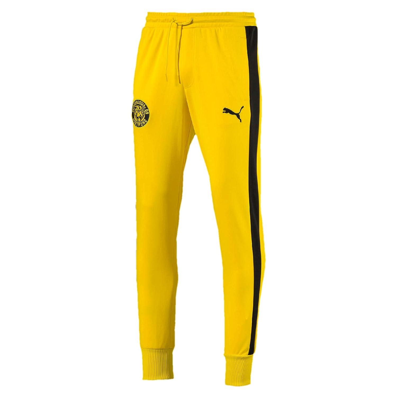 Puma Borussia Dortmund BVB T7 – Pantalones para Hombre Pantalones ...
