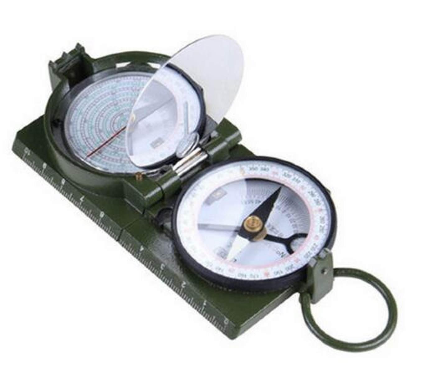 HWZNZ-HWSP Kompass Berg Camping Kompass Multifunktionales Kompass