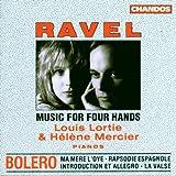 Ravel: Music For Four Hands